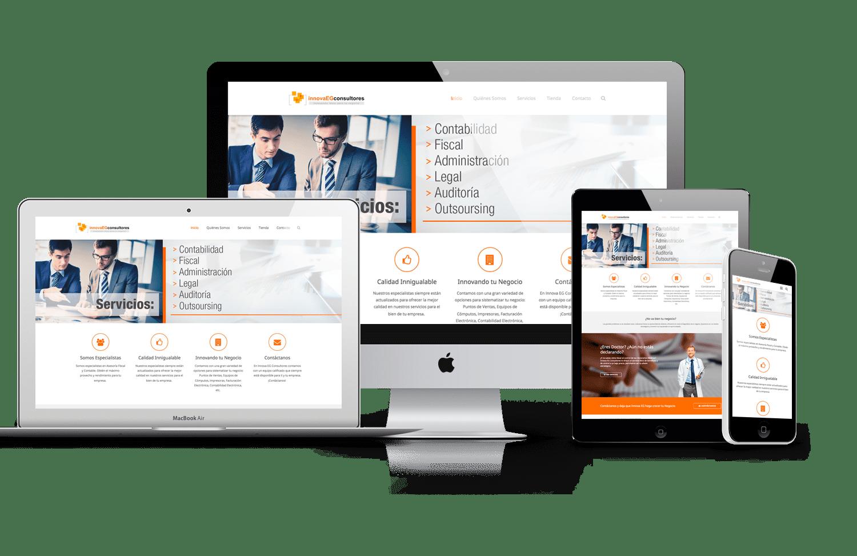 bluetec-pagina web